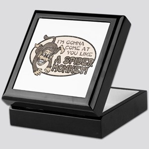 Spider Monkey [Talladega Nigh Keepsake Box